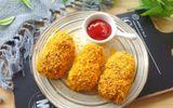 Ăn - Chơi - Khoai tây viên làm bằng nồi chiên không dầu vừa đơn giản, ăn lại ngon xuất sắc
