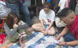 """Triệt phá ổ nhóm đánh bạc tinh vi ở Đắk Lắk: 5 """"con bạc"""" nữ xinh đẹp """"sát phạt"""" 2 người đàn ông"""