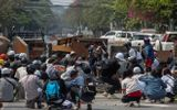 38 người thiệt mạng trong cuộc biểu tình tại Myanmar