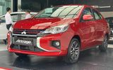 """Ôtô - Xe máy - Bảng giá xe ô tô Mitsubishi mới nhất tháng 3/2021: """"Lính mới"""" Mitsubishi Attrage Premium giá 485 triệu đồng"""