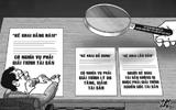 """Tin trong nước - Bốc thăm """"ngẫu nhiên"""" để xác minh thu nhập, tài sản của cán bộ: Đảm bảo khách quan, minh bạch!"""