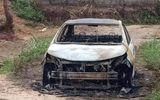 An ninh - Hình sự - Điều tra vụ chém người trọng thương rồi đốt xe ô tô cháy rụi