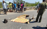 Trên đường đi cúng 49 ngày người thân, 2 vợ chồng gặp tai nạn tử vong thương tâm
