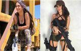 """Cộng đồng mạng - """"Nữ hoàng súng"""" Israel khoe vẻ đẹp nóng bỏng, tiết lộ quá khứ đầy ám ảnh"""