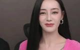 """Tin tức giải trí - Địch Lệ Nhiệt Ba lộ gương mặt """"cứng đờ"""" khi livestream, cộng đồng mạng nghi vấn """"bơm môi"""""""