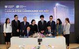 Kinh doanh - Tập đoàn Takashimaya bắt tay cùng Tập đoàn Trung Thủy đầu tư vào Dự án phức hợp căn hộ – văn phòng - trung tâm thương mại Lancaster Luminaire