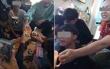 Vụ cô giáo quay clip, cổ vũ học trò uống bia: Công an xử phạt hành chính