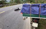 Quảng Nam: Điều tra vụ 1  thanh niên tử vong bất thường trên đường, đầu vẫn đội mũ bảo hiểm