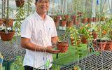 Nghệ nhân trồng hoa lan Trần Ngọc Dương chia sẻ lý do lan đột biến có giá tiền tỷ