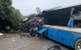 Tin tai nạn giao thông ngày 17/3: Xe khách đấu đầu xe tải, 3 người chết