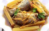 Cá kho mía ăn vừa thơm vừa bùi, hết hẳn vị tanh, chưa được ăn là bỏ lỡ món tuyệt đỉnh