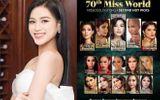 Đỗ Thị Hà thăng hạng ngoạn mục trên bảng xếp hạng dự đoán top 10 Miss World 2021