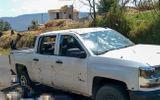 Đoàn xe tuần tra bị phục kích bất ngờ, 13 sĩ quan an ninh Mexico thiệt mạng