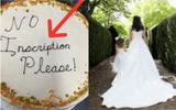 Hiểu nhầm ý khách, cửa hàng ghi dòng chữ kỳ lạ lên bánh cưới khiến ai trông thấy cũng phải bật cười