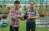"""Chủ vườn lan Lê Bá Chung: """"sự độc đáo và nét riêng biệt của hoa lan khiến tôi si mê"""""""