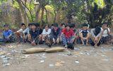 """Vụ 13 con bạc """"sát phạt"""" trong trường gà ở vườn nhãn tại Đồng Nai: Tuấn """"Bao công"""" sa lưới"""
