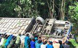 Tai nạn thảm khốc ở Thanh Hóa, 7 người tử vong trên dốc Bả Vai