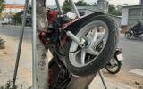 """Tin tai nạn giao thông ngày 28/3: Nữ tài xế nhập viện sau khi cho xe máy """"leo cây"""""""