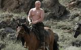 Tổng thống Putin lên tiếng về sự cố ngã ngựa trong lúc luyện tập