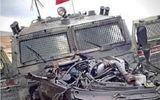 Tình hình chiến sự Syria mới nhất ngày 28/3: Thiết giáp Tiger của Nga bị phiến quân đánh bom
