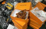 Hà Nội: Triệt phá kho hàng chứa hơn 3.000 giày dép nghi giả mạo loạt thương hiệu nổi tiếng