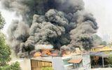 Cháy quán bar ở trung tâm TP.HCM, tức tốc sơ tán học sinh trường Ernst Thalmann
