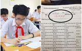 """Cô giáo """"chốt hạ"""" một câu trong bài kiểm tra khiến học sinh """"toát mồ hôi hột"""""""