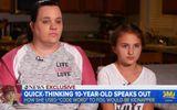 """Cô bé 10 tuổi cực nhanh trí, đặt câu hỏi khiến kẻ lạ có ý định tiếp cận phải """"xanh mặt"""", lẳng lặng bỏ đi"""