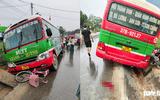 Tin tai nạn giao thông ngày 6/4: Trên đường đi học, bé gái lớp 5 bị xe buýt tông tử vong