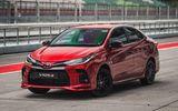 """Bảng giá xe ô tô Toyota mới nhất tháng 4/2021: Cơ hội """"tậu"""" Toyota Vios chỉ với 95 triệu đồng"""