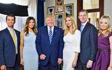 Ông Trump chia sẻ cách nuôi dạy 5 người con, nhiều người liền so sánh với ông Joe Biden