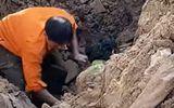 Tin tức thời sự mới nóng nhất hôm nay 8/4: Thực hư thông tin đào được người đàn ông dưới lòng đất