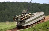 Tin thế giới - Tin tức quân sự mới nhất ngày 10/4: Quân đội Nga thành lập đơn vị robot tấn công