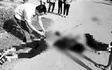 Tin trong nước - Chặn bắt ô tô gây tai nạn làm đôi nam nữ tử vong rồi bỏ chạy