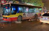 Tin tai nạn giao thông ngày 12/4: Tài xế xe máy tử vong thương tâm dưới bánh xe buýt