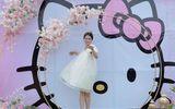 Cộng đồng mạng - Cuồng mèo Hello Kitty, cô dâu trang trí lễ cưới theo concept độc đáo