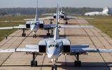 Video-Hot - Video: Khoảnh khắc máy bay ném bom siêu thanh Tu-23 của Nga lao xuống đường bằng, gãy đôi