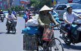 Tin trong nước - Tin tức dự báo thời tiết mới nhất hôm nay 13/4: Hà Nội nắng nóng 30 độ C
