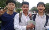 Việc tốt quanh ta - Tuyên dương nhóm học sinh nhặt được 50 triệu đồng tìm người trả lại