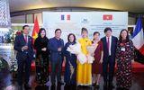 Kinh doanh - Nữ doanh nhân Nguyễn Thị Phương Thảo nhận Huân chương  Bắc đẩu bội tinh  của Nhà nước Pháp trao tặng