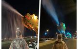 Cộng đồng mạng - Mặc áo mưa ra ngắm cầu Rồng Đà Nẵng, thanh niên bị dè bỉu nhưng 10 phút sau cục diện đã thay đổi