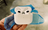 Công nghệ - Tin tức công nghệ mới nóng nhất hôm nay 18/4: AirPods 3 rò rỉ ảnh thực tế kèm hộp sạc