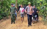 An ninh - Hình sự - Gần 100 công an vây bắt đối tượng trốn trại giam trong rừng Mò Ó