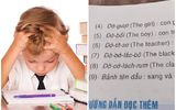 """Chuyện học đường - Màn phiên âm tiếng Anh sang tiếng Việt """"độc đáo"""", dân mạng ngơ ngác hỏi """"Bảnh tẽn dẫu"""" là gì?"""