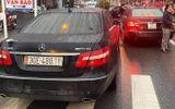 """An ninh - Hình sự - Vụ 2 xe sang Mercedes trùng biển số """"chạm mặt"""" trên phố: Lộ đường dây làm giả giấy tờ """"khủng"""""""