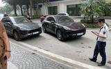 Tin trong nước - Vụ 2 xế hộp sang trùng biển số xe: Truy tìm tài xế xe Porsche Macan dùng biển giả