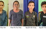 """Bình Dương: Triệt phá điểm ma túy lớn, bắt giữ mẹ con """"nữ quái"""""""