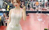 """Chuyện làng sao - Vợ hai đại gia Minh Nhựa nhận """"cơn mưa lời khen"""" khi khoe dáng """"bốc lửa"""" trong phòng tập gym"""