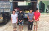 Pháp luật - Kon Tum: Mật phục, bắt giữ nhóm người đập phá mộ để lấy tài sản