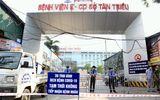 Tin trong nước - Cận cảnh bệnh viện K cơ sở Tân Triều phong tỏa sau khi phát hiện 10 ca nghi mắc COVID-19